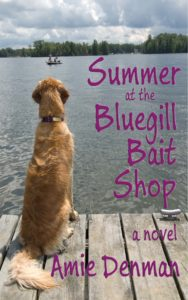 Summer at the Bluegill Bait Shop cover final